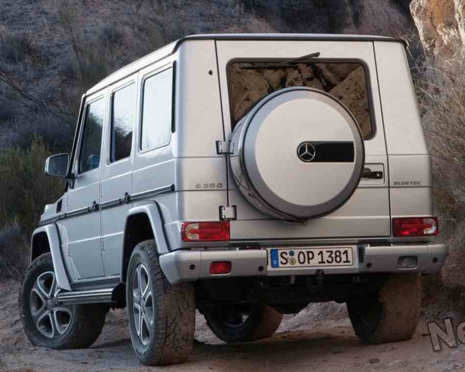 Mercedes-Benz G-Class (Гелендваген) 2013: фото, характеристики