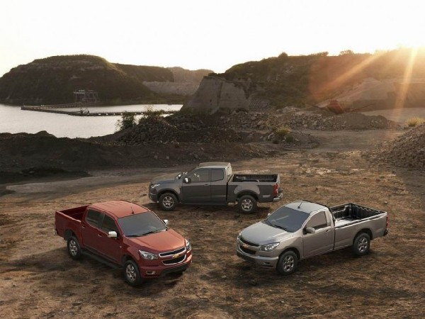 Пикап Chevrolet Colorado 2012: характеристики, видео, фото
