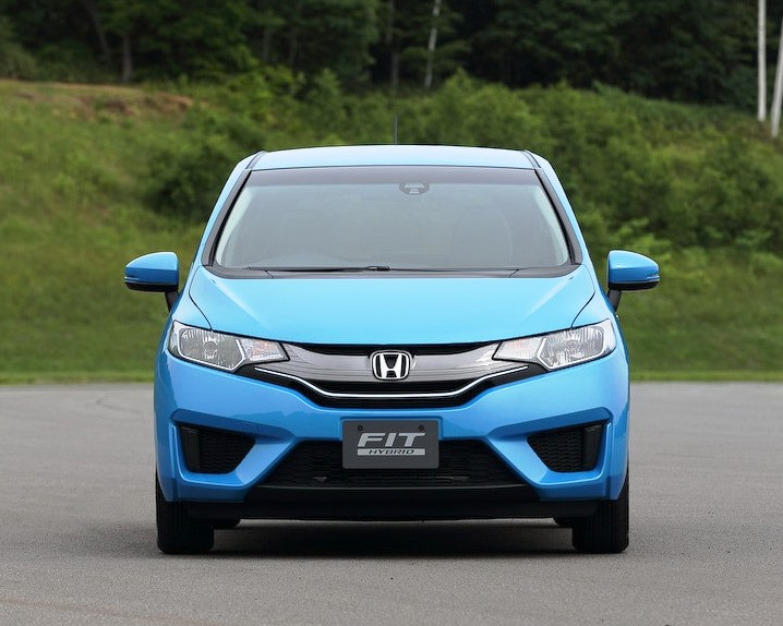 Рассекречен Honda Fit (Jazz) 2014 года